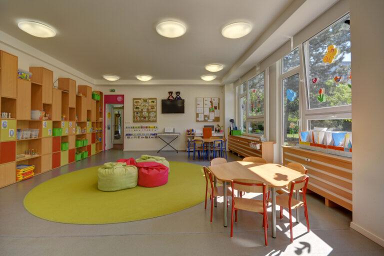 Vybavení naší mateřské školy