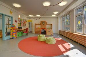 Royal kindergarten Prague game room