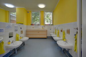 royal kindergarten toilets